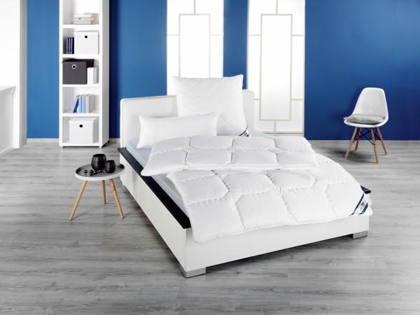 Vierjahreszeiten Bettdecke - Supersoft aus 100% Polyester