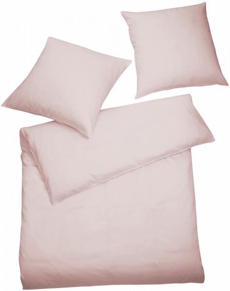 Interlock Jersey Bettwäsche Nude Uni aus 100% Baumwolle